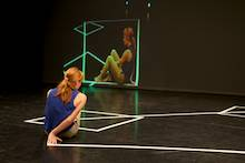 Kirsty Arnold in Strange Loop 2012
